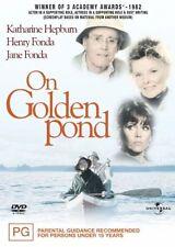 On Golden Pond (DVD, 2005)