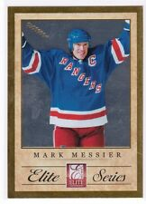 11-12 Panini Elite Series Mark Messier #6