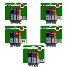 20 non-chipped non-OEM Ink Cartridges for HP B210a B210b B210c B210e 364 x4