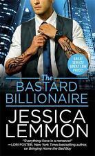 The Bastard Billionaire (Billionaire Bad Boys) by Lemmon, Jessica