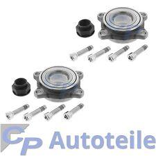 2x Wheel bearing kit front Alfa Romeo 156 166 GT Lancia Thesis With Screws Nut
