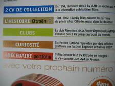 FASCICULE 116 CITROEN 2CV AZU LA VACHE QUI RIT 1954