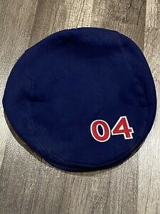 ROOTS OFFICIAL OUTFITTER TEAM USA UNITED STATES 04 OLYMPIC DRIVER HAT CAP