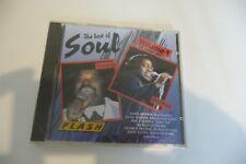 THE BEST OF SOUL VOL.1 JAMES BROWN JACKY WILSON PERCY SLEDGE EDDY FLOYD..CD NEUF