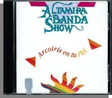Altamira Banda Show - Arcoiris en to Piel - New 1992, 10 Song Spanish CD!
