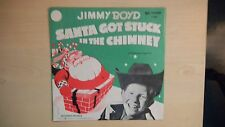 """Jimmy Boyd I SAID A PRAYER FOR SANTA CLAUS Columbia Records 10"""" 78rpm 50s"""