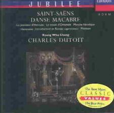 Saint-Sa‰ns: Danse Macabre (CD, Dec-1991, London)