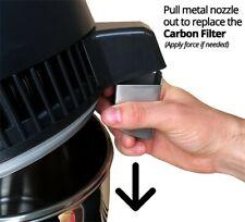 MWP bustine filtro carbone attivo (confezione da 48) per il distillatore d'acqua