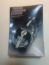 Original Testors Ford Gt40 Mk II factory sealed