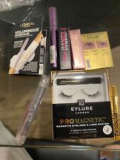 mascara sample lot, Plus Magnetic Eye Lashes, Plus Full Size Ulta Mascara