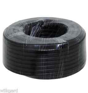 Quad COAXIAL cable - 30Metres -RG6- CO-AXIAL REEL-Premium Quality-New