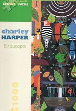 Pomegranate Puzzle, Charley Harper Birducopia (1000 pieces)