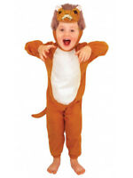 Child Lion Fancy Dress Animal Cat Zoo Girls Boys Book Week Fancy Dress Costume