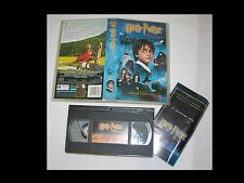 VHS HARRY POTTER E LA PIETRA FILOSOFALE - 2001