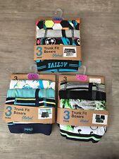 3 x Pairs Boys Primark Underwear Boxers Shorts Pants Trunks Briefs