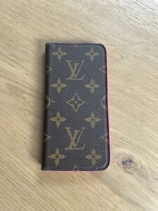 Louis Vuitton Iphone XS Hülle