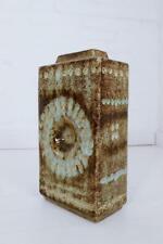 Large Midcentury Vase by Zsolnay, Hungary, 1970s