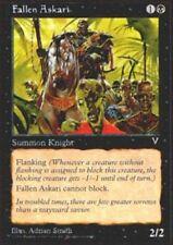 4x Fallen Askari MTG Visions NM Magic Regular
