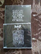 HODUR-salve sathanas-CD-black metal