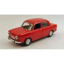 SIMCA ABARTH 1150 1963 ROSSO 1:43 Best Model Auto Stradali Die Cast Modellino