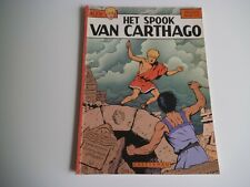 Alex 13. Het spook van carthago   1981  Jacques Martin