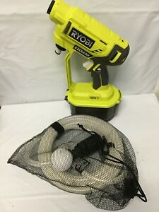 RYOBI RY120350 ONE+ 18-Volt 320 PSI Cold Water Cordless Power Cleaner GR M2