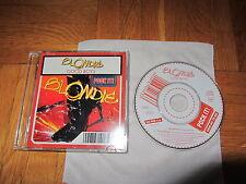 """BLONDIE Good Boys LIMITED OOP 2003 GERMANY exclusive 3"""" CD single deborah harry"""
