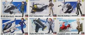 Hasegawa Hobby Kits Egg Plane Series New Plastic Model Kit