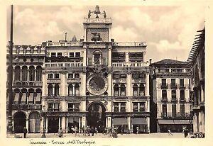 BR38653 torre dell orologio Venezia italy