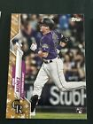 2020 Topps GOLD STAR SET Dom Nunez Rookie Card. rookie card picture