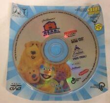 NEW Jim Henson's Bear in the Big Blue House DVD 2 Episodes Children's Kids