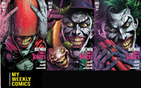 Batman Three Jokers #1 (2020 DC Comic) Premium Variant Cvr A & B & C 8/25/2020