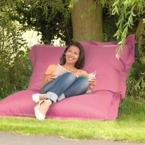 Bean bag Large Washable Furniture Bean Bag cover Pink for luxuries Decor gift