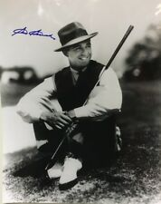 Sam Snead Autographed 16x20 Photo PGA HOF