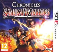 Samurai Warriors 3D 3DS - LNS