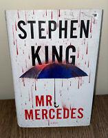 Stephen King Mr. Mercedes TRUE First Edition 1st Printing (NEAR FINE-)