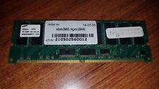 LOT OF 2 PCS. SAMSUNG M390S3320DT1-C7A  PC133R-333-542-B2 Server SD-RAM MEMORY