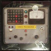 New! Signed! DAWES ~ PASSWORDS 2x LP w/ AUTOGRAPHED COVER - Ltd Ed Pink Vinyl