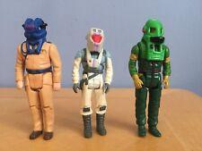 Kenner M.A.S.K. figurine Job Lot Adventure Packs Bruce Matt Miles