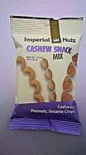 DELICIOUS  IMPERIAL CASHEW Peanut & SESAME SEEDS SNACK MIX for BASEBALL PLAYERS