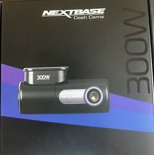 Nextbase 300W Dash Cam with 32GB Micro SD Card BNIB