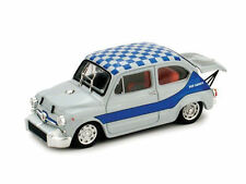 Abarth 1000 Berlina 1968 Ufficiale Blue 1:43 Model BRUMM