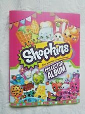 Shopkins Collector Album with Lot of 80+ Cards
