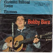 7inch BOBBY BARE	charleston railroad	GERMAN EX/VG+  (S1195)