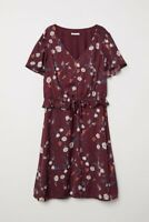 MAMA Satin Nursing Dress