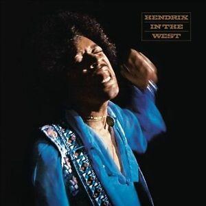 JIMI HENDRIX Hendrix In The West VINYL 2LP BRAND NEW