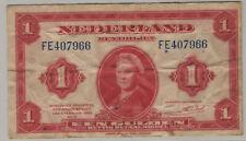 1943 Bank of Netherlands Bill (P193)