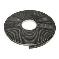 Self-Adhesive EVA Foam Gap Seal 3 - 8mm / 10.5m Black Draught Excluder