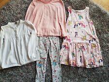 Girls 4-5 yr clothes bundle My Little Pony H&M TU