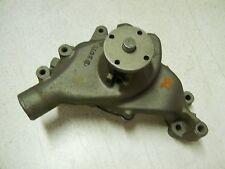 Water Pump Chevrolet 1969-71 396 427 454 Eng. Big Block 3969811 Date D2-71